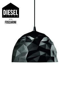 Rock Sospensione lampa wisząca | Diesel Living / Foscarini | Design Spichlerz