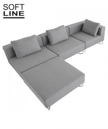 Lotus sofa | Softline