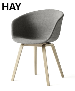 About A Chair AAC23 tapicerowane | Hay | design Hee Welling