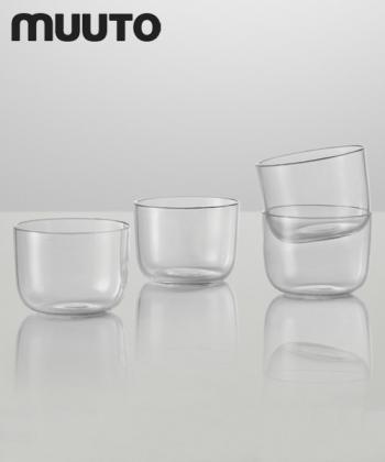 Corky szklanki (4 sztuki) | Muuto