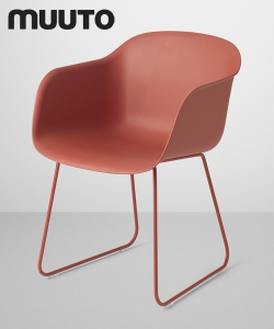 Fiber Chair Sled | Muuto