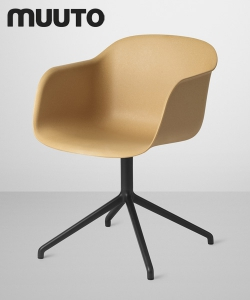 Fiber Chair Swivel | Muuto