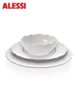 Dressed talerz płytki Ø27cm | Alessi | design Marcel Wanders | Design Spichlerz