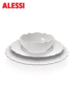 Dressed 4 talerze głębokie Ø23cm | Alessi | design Marcel Wanders | Design Spichlerz