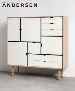 S3 Biały | Andersen | design ByKato