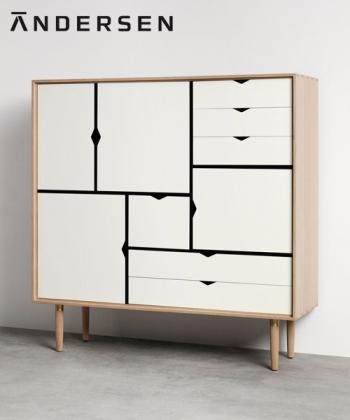 S3 Biały   Andersen   design ByKato