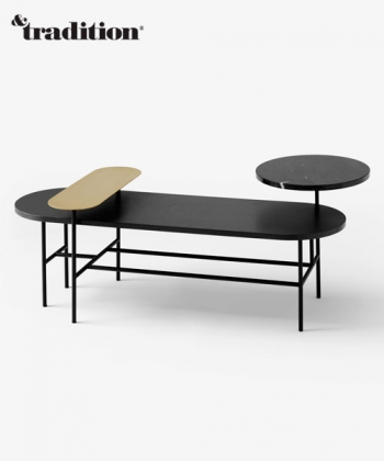 Palette Table JH7 | &Tradition | design Jaime Hayon