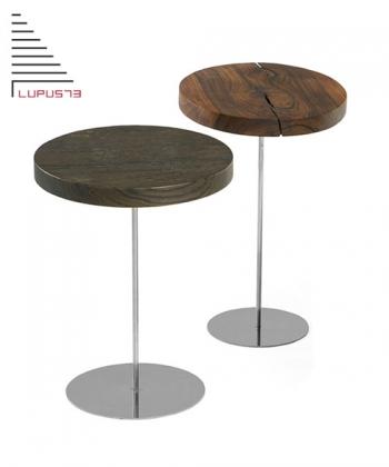 Lego stolik z litego drewna | Lupus 73