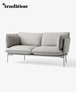 &Tradition Cloud sofa LN2 | Design Spichlerz