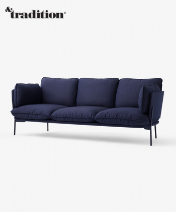 &Tradition Cloud sofa LN3 | Design Spichlerz