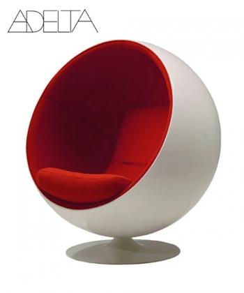 Ball Chair   Eero Aarnio   Adelta