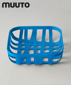 Misa Wicker niebieska | Muuto | design Cecilie Manz