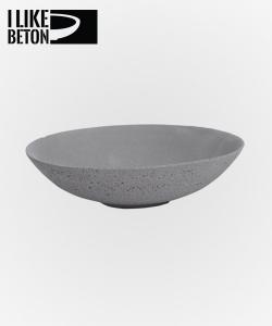 miska betonowa Virgo (otwarta struktura) | I Like Beton