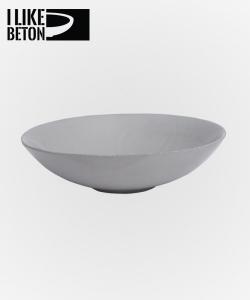 Virgo miska z betonu | I Like Beton