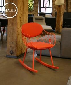 Piña krzesło bujane (ekspozycja)
