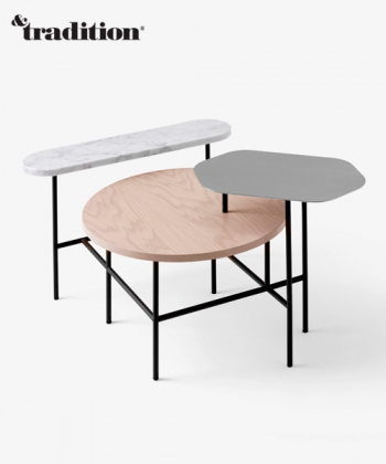Palette Table JH6 | design Jaime Hayon | &tradition