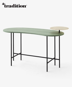 Palette Desk JH9 zielony | design Jaime Hayon | &tradition