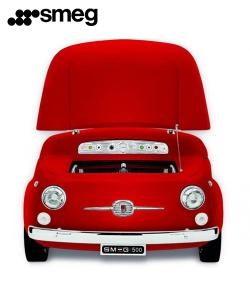 Smeg Fiat 500 | Smeg