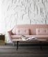 Favn sofa różowa | Fritz Hansen | design Jaime Hayon