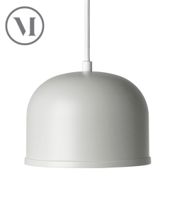 GM 15 Pendant Basalt Grey | Menu | design Grethe Meyer