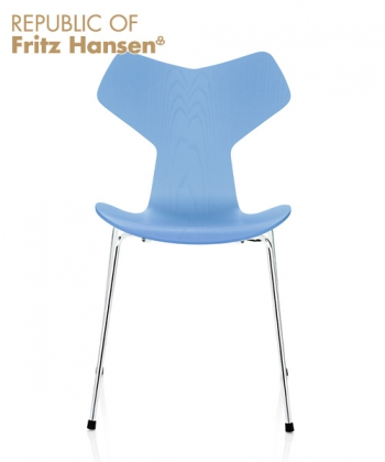 Grand Prix Trieste Blue   Fritz Hansen   design Arne Jacobsen