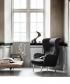 Ro fotel designer selection czarny | Fritz Hansen | design Jaime Hayon