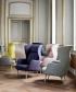 Ro fotel designer selection | Fritz Hansen | design Jaime Hayon