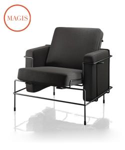 Traffic fotel | Magis | design Konstantin Grcic