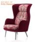 Ro Pimpernel fotel | Fritz Hansen | design Jaime Hayon