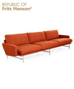 Lissoni sofa 3 osobowa | Fritz Hansen | desing Piero Lissoni