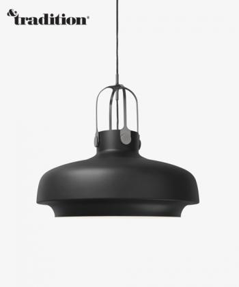 Copenhagen Pendant SC8 lampa wisząca czarna | &Tradition | design Space Copenhagen | Design Spichlerz