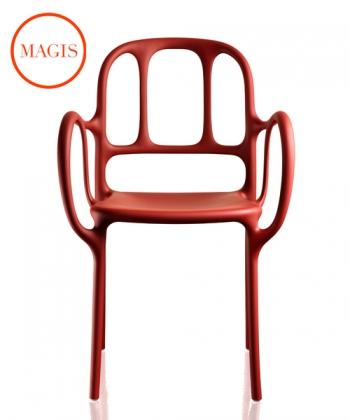 Mila krzesło ogrodowe | design Jaime Hayon | Magis