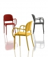 Mila Cushion krzesło | design Jaime Hayon | Magis