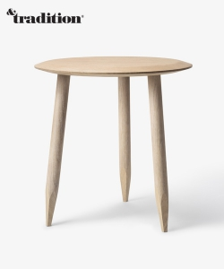 Hoof Table SW1 stolik kawowy czarny | &Tradition | Design Spichlerz