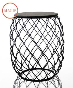 Piña stolik kawowy w stylu skandynawskim | Magis | design Jaime Hayon