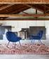 Piña fotel w stylu skandynawskim | Magis | design Jaime Hayon