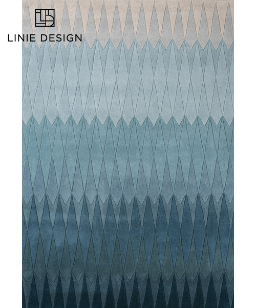 Linie Design Dywan Acacia Blue Linie Design Design