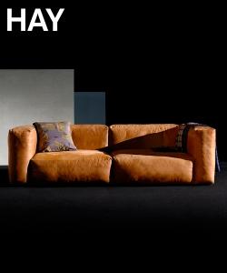 Skórzana sofa Mags Soft Skóra | Hay