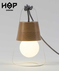 lampa stołowa / lampa wisząca Latarnia Hop Design