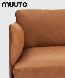 Outline Sofa 3 osobowo   Muuto   design Anderssen & Voll