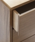 Havn kontener do biurka lub stolik nocny w stylu skandynawskim z kolekcji Oslo | Borcas