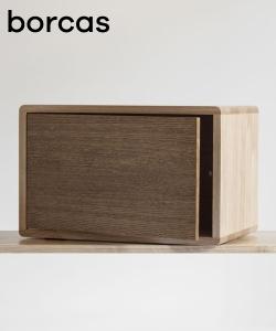 Trygge szafka w stylu skandynawskim z kolekcji Oslo | Borcas