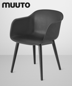 Fiber Chair Wood | Muuto