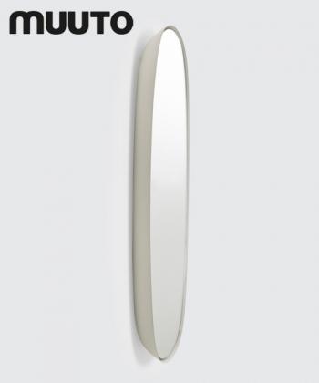 Skandynawskie lustro Framed Mirror S szare | Muuto | design Anderssen & Voll
