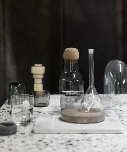 Corky Tall szklanki (4 sztuki)