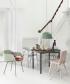 Skandynawski minimalistyczny stół Base Table Round | Muuto