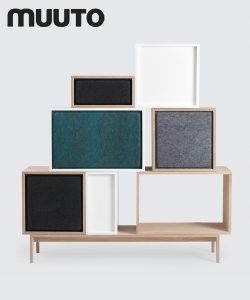 Stacked panele akustyczne | Muuto