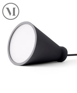 Bollard Lamp grafitowa skandynawska lampa | Menu