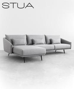 Costura sofa nowoczesny narożnik | Stua