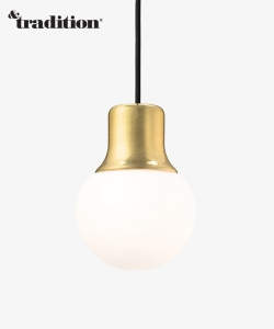 Mass Light NA5 lampa wisząca | &Tradition | design Norm Architects | Design Spichlerz
